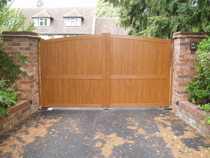 uPVC gates Cheshire
