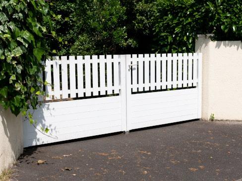 PVC gates Cheshire