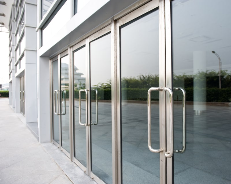 Aluminium door repair Manchester